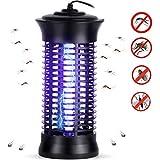 Feizhibo Lampe Anti-Moustique, UV Moustique Tueur Lampe, Électrique Tueur...