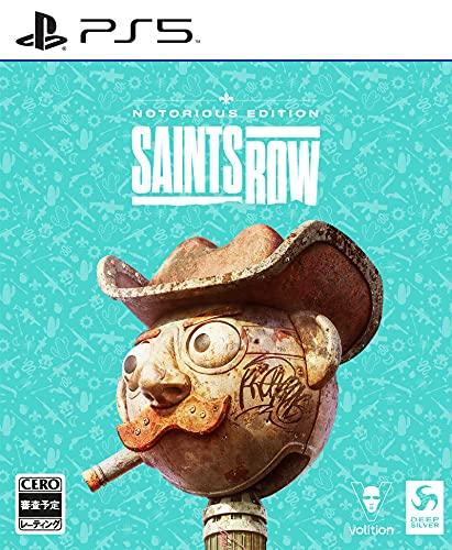 Saints Row(セインツロウ)ノートリアスエディション - PS5【同梱物】エクスパンションパス、ボーナスコンテ...