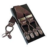 Hommes Lourds Bracelets KANGDAI 6 Boucles Y Retour 10 Couleurs Suspensions...