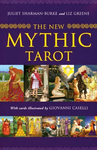 The New Mythic Tarot Deck and Book Set by Juliet...