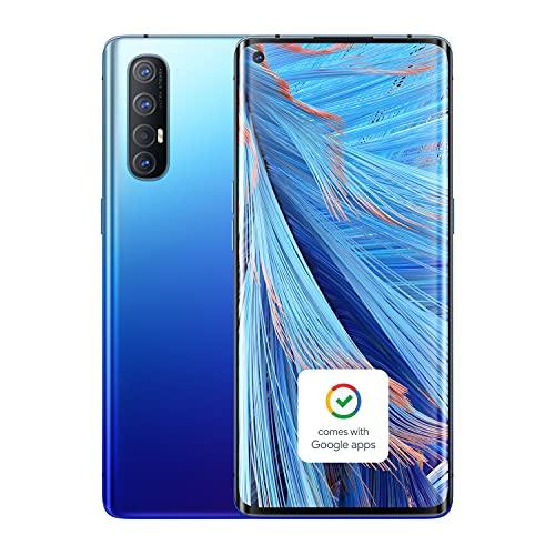 Oppo Find X2 Neo - Smartphone 256GB, 12GB RAM, Single SIM, Starry Blue