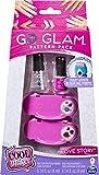 Cool Maker- Go Glam Confezione Ricarica Smalti e Decorazioni Love Story