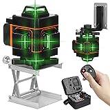 Niveau Laser 360° 26m, KKmoon 4D 16 Lignes Laser Horizontal Vertical...