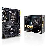 ASUS TUF GAMING Z490-PLUS – Carte mère Intel Z490 LGA 1200 ATX, M.2, 14...