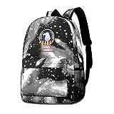 Lawenp Galaxy Backpack Biden 2020 Election Kid's Fashion Mochilas Bolsa para Viajes Escolares Negocios Compras Trabajo