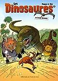 Les dinosaures en bande dessinée, Tome 1 :