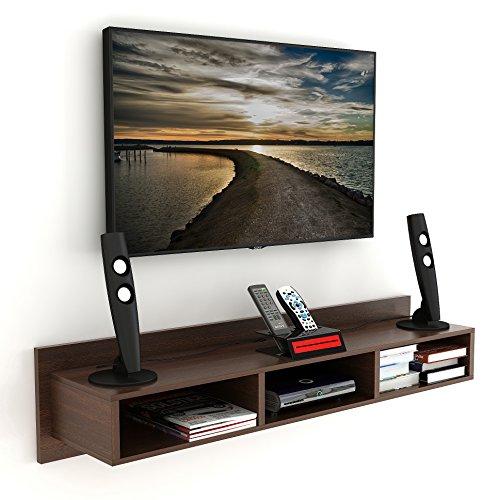 Wudville Coober TV Entertainment Unit Table/Set Top Box Stand - Large