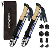 TREKOLOGY Trek-Z Trekking Hiking Poles