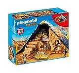 PLAYMOBIL History 5386 Pirámide del Faraón, A partir de 6 años