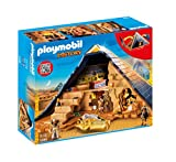 Playmobil - 5386 - Jeu - Pyramide Du Pharaon
