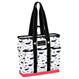 SCOUT Pocket Rocket Tote, Large Tote Bag with 6...