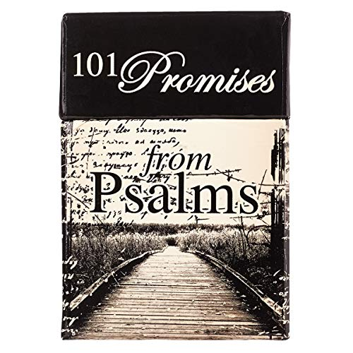 101 Promises from Psalms, A Box of Blessings (Boxes of...