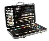 MONT MARTE Kit Peinture Premium Essential - 90 pièces - Ensemble de...