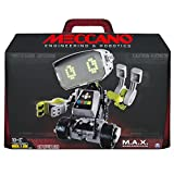 Meccano-Erector M.A.X Robotic Interactive Toy with Artificial Intelligence (Toy)