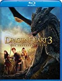Dragonheart 3 [Blu-ray]