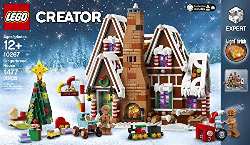 CREATOR Lego 10267 Gingerbread House Limited Edition