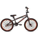 KENT 2034 Chaos Boys39; Bike, Matte Gray/Orange