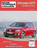 E.T.A.I - Revue Technique Automobile Hors série 9 - VOLKSWAGEN GOLF VI - 2008 à 2013 -...