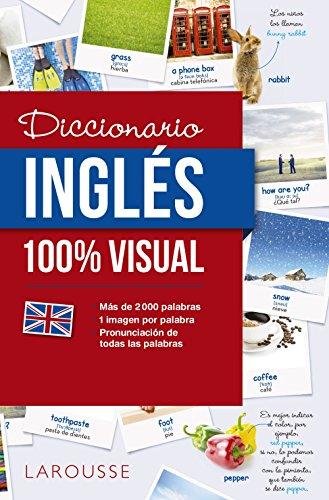 Diccionario de ingles 100 Visual (Spanish Edition)