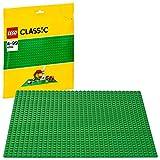 LEGO Classic - La plaque de base verte - 10700 - Jeu de Construction