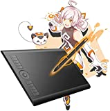 GAOMON M10K 2018Version-Tablette Graphique 10 x 6.25 Pouces avec Stylet Passif...
