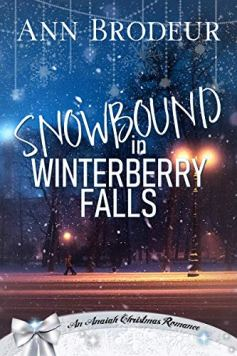 Snowbound in Winterberry Falls (Anaiah Christmas Romance) by [Ann Brodeur]