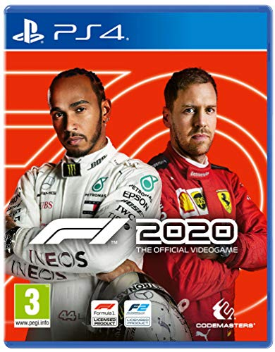 F1 2020 - Standard Edition (PS4) (Deutsch, Englisch, Französisch, Italienisch, Spanisch)