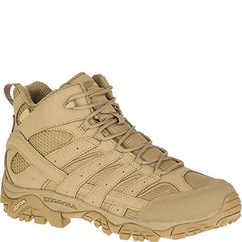 Merrell Mens Moab 2 Mid Tactical Waterproof