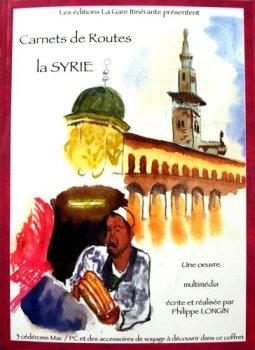 Carnets de route : la syrie