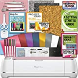 Cricut Maker Machine Bundle 1 Beginner Cricut Guide Smooth Heat...
