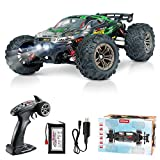 Hosim RC Car 1:16 Scale 2847 Brushless Remote Control RC Monster Truck , All Terrain 4WD High Speed...