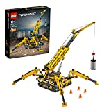 LEGO Technic - La grue araignée, Jeu Garçon et Fille 10 Ans et Plus, Jeu de Construction 920 Pièces - 42097