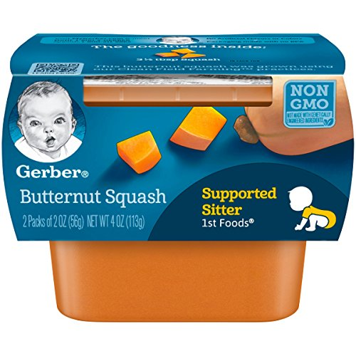Gerber-1st-Foods-Butternut-Squash-Pureed-Baby-Food-2-Ounce-Tubs-2-Count-Pack-of-8