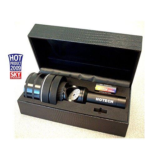 HoTech 2' & 1.25' SCA Laser Collimator for Newtonian Telescope - Crosshair Model # SCA-2C
