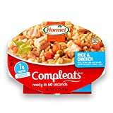 Hormel COMPLEATS Rice & Chicken, 7.5 Ounce (Pack of 7)