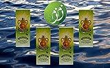 Zamzam Drinking Water 16.5 fl.oz. Pack of 4 - From Mecca Saudi Arabia - ماء زمزم من مكة المكرمة 4 عبوات