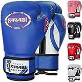 FARABI 8oz Junior Boxing Gloves Kids...