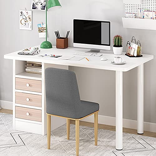 Computer Desk Writing Study Table - 40 Inch Home Office Desk Writing...