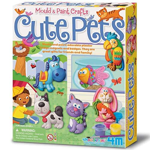 4M - Mould & Paint Cute Pets (004M3539)