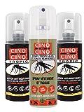Cinq sur Cinq - Kit Haute Protection Contre Les Moustiques - Lot de 2 x...