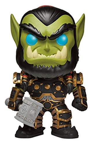 Funko 4012 POP Vinyl WOW Thrall Action Figure Playsets