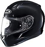 HJC Helmets CL-17 Helmet (XXX-LARGE) (BLACK)
