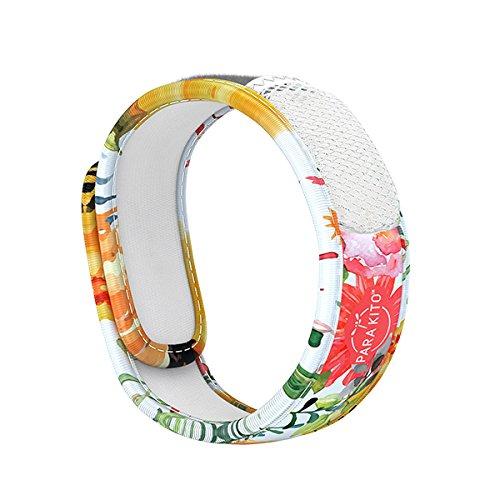 PARA'KITO Bracelet Anti-moustiques - Flowery