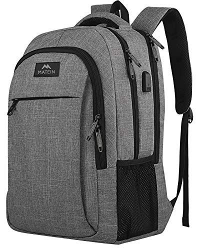 Matein Travel Laptop Backpack, Business Anti Theft Slim...