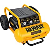 Dewalt D55146 1.6 Hp Continuous 200 Psi, 4.5 Gallon Compressor, 17' x 33.75' x 24.5'
