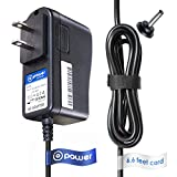 T-Power 9V (6.6ft Long Cable) Ac Dc Adapter Compatible with Samsung SmartCam SNH-E6411BN, SNH-E6413, SNH-E6440BN, Full 1080P HD WiFi IP Camera Replacement Power Supply Cord