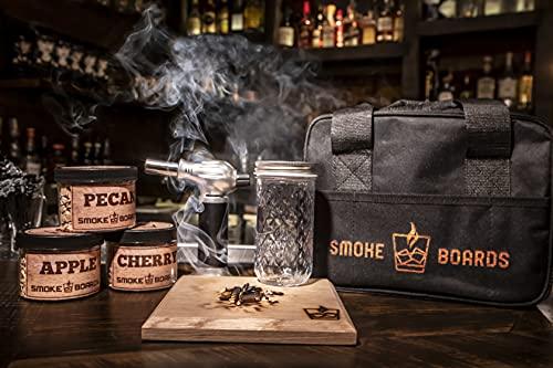 Smoke Boards Cocktail Smoking Kit
