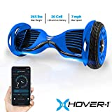 Hover-1 Titan Electric Self-Balancing Hoverboard Scooter with 10' Tires, Blue