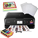 Photo Cake Printer Bundle,Cake Ink and Frosting Sheets