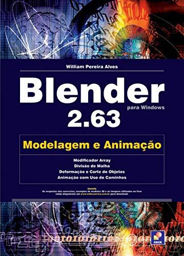 Licuadora 2.63. Modelado y animación